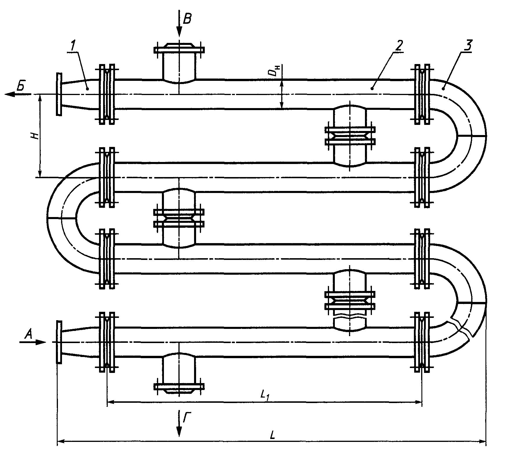 Водоводяной теплообменник характеристики описание ремонта кожухотрубного теплообменника